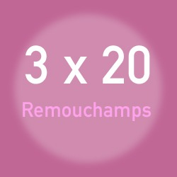 Clubs et associations Aywaille, 3x20 Remouchamps