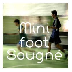 Minifoot Sougné logo