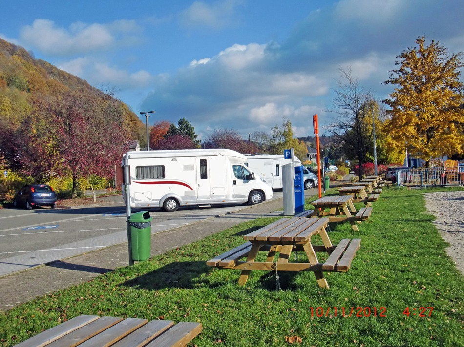 Aire motorhome