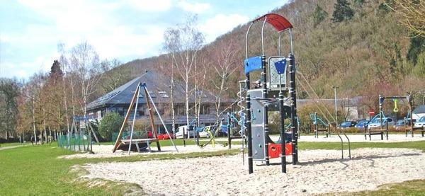 Centre sportif d'Aywaille, aire de jeux 10 ans+