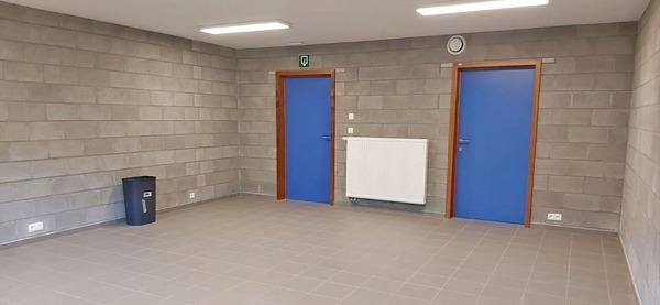 AGISCA asbl, Salle polyvalente de la Renaissance 2.0 à Nonceveux