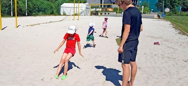 Stages centre sportif d'Aywaille, découverte sports 5 - 6 ans