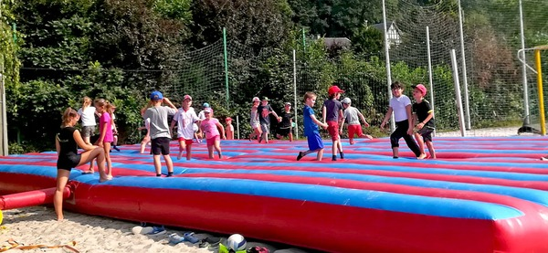 Stages centre sportif Aywaille, Sports fun 5 - 12 ans